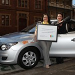 Inaugural Award for Excellence in Carsharing presented to City of Sydney, Australia